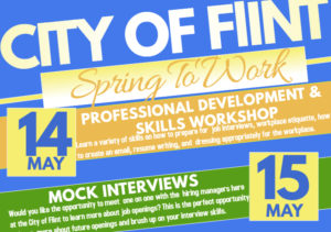 "City of Flint to Host ""Professional Development Workshop"""