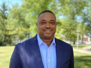 Mayor Neeley selects Terence Green to be next Flint police chief