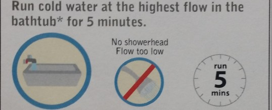 """""""Flush for Flint"""" What Residents Can Do to Help Improve Water Quality"""