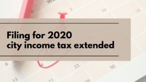 Deadline for Flint 2020 income tax extended to June 1, 2021