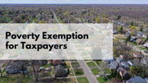 Flint residents can apply to receive a reduction on their property tax bills