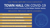 Flint Town Hall features state, local leaders